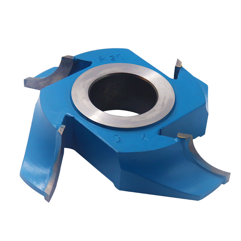 4 Flutes Finger Joint Shaper Cutter For Woodworking Spindle Moulder Cutter Head Hight Quality 4 Wings Can Be Customized