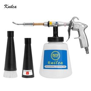 Knilca Black/preto tornador de limpeza cleaning gun , high pressure car washer tornador foam gun,car tornado espuma tool