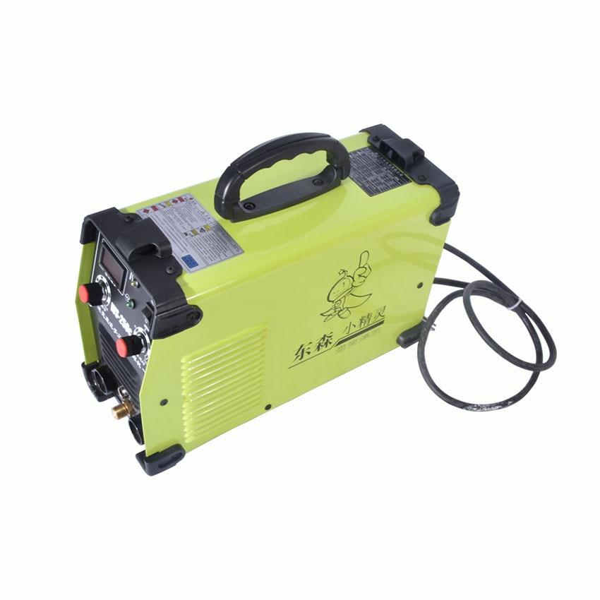 Neue Tragbare WS-250C Inverter Schweißen Argon Tig Schweißer Eisen Shell 7000W 10-250A IP23