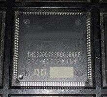 1-5 pces novo tms320d788e002brfp TQFP-144 microcontrolador incorporado chip