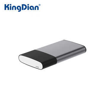 KingDian External SSD 120GB 250GB 500GB Portable SSD 1TB External Hard Drive 2TB Solid State Disk With USB3.0 To Type-C