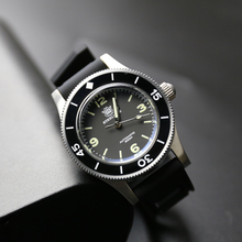 STEELDIVE 300M Dive Watch 316L Stainless Steel Automatic Watches Mens 2019 Ceramic Bezel C3 Super Luminous Diving Watch 300m Man