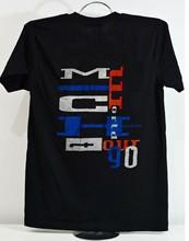 Camiseta vintage 1990 mc hammer reprint tamanho S-5XL