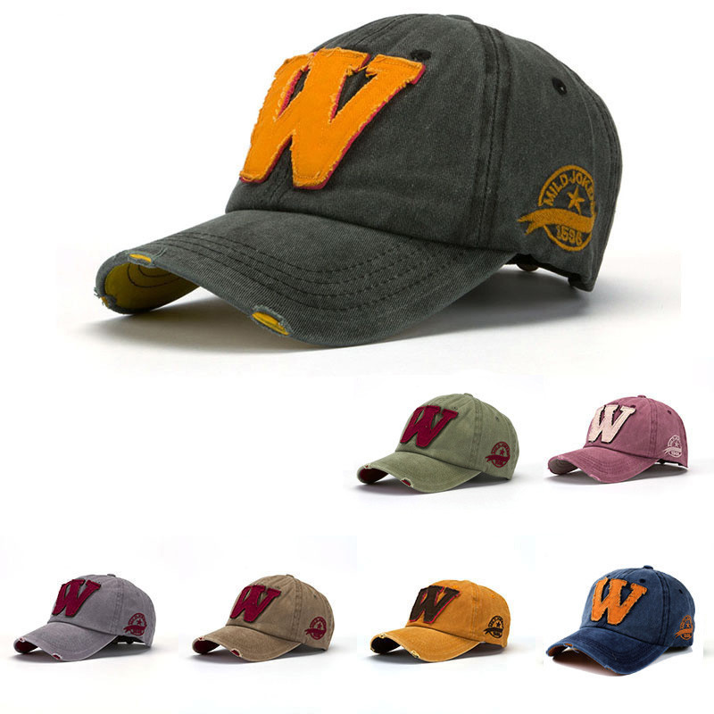 Are You Sure Not To Click In And See? Snapback Hats Unisex Summer Letter W Hockey Baseball Caps Hip Hop Hats Purchasing 2020 New