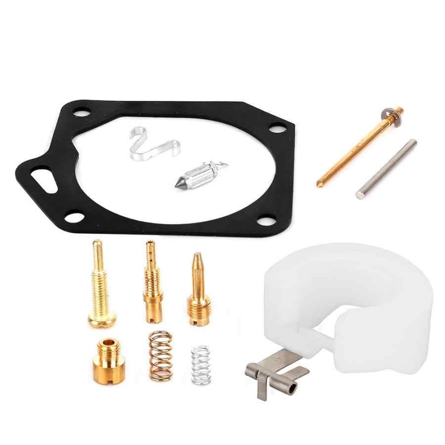 Karburator Carb Perbaikan Rebuild Kit Cocok untuk Jogging 50CC 1P40QMB 1PE40QMB Aku RK04 Suku Cadang Sepeda Motor