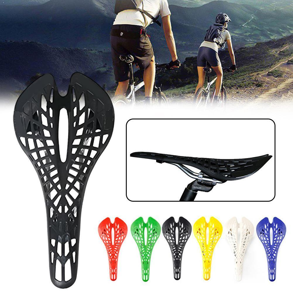 Bicycle Saddle Shock Absorption Replacement Durable Saddle Spider Design Bike Cycling Mountain Web G5E0