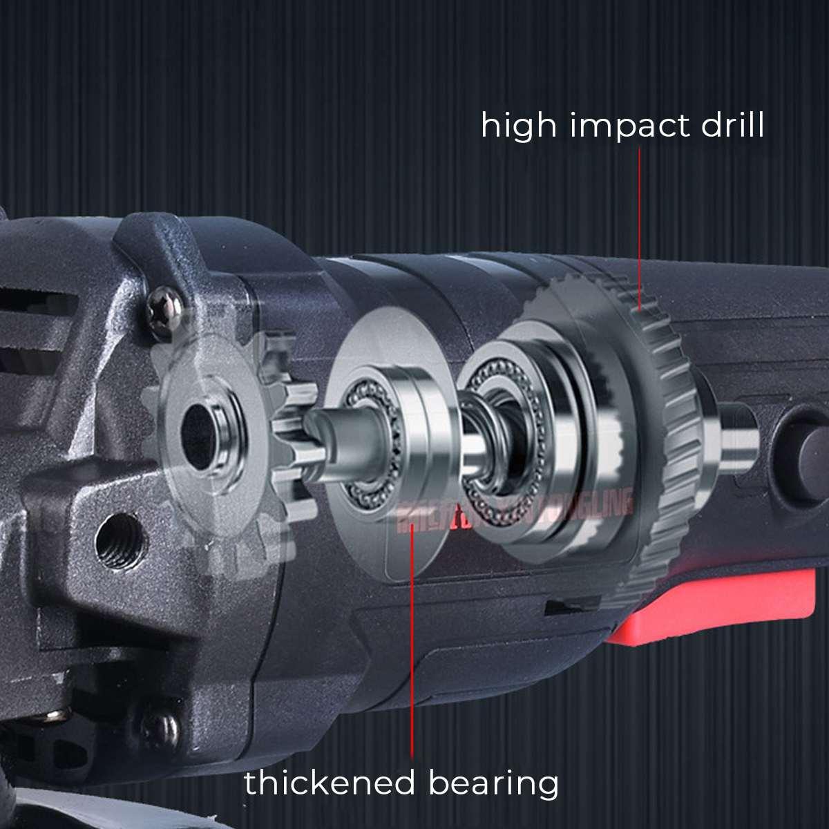 378TV 18000mAh 11000rpm Cordless Winkel Grinder Bürstenlosen Schleifen Maschine Schneiden Elektrische Winkel Grinder Wiederaufladbare Power Tool