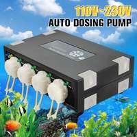 Auto Dosing Pump Automatic Doser for Marine Reef Aquarium automatic titration pump plus liquid pump