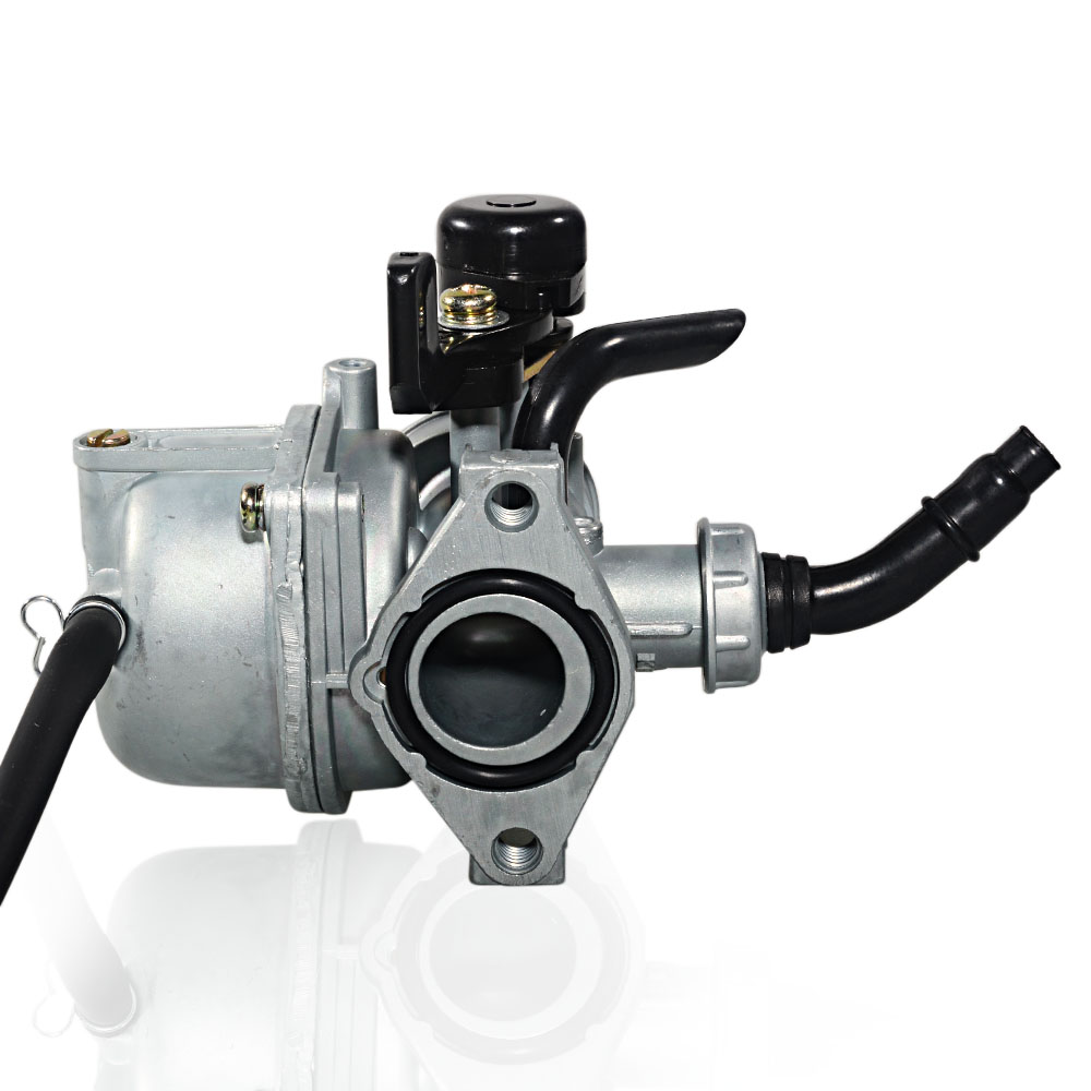 19mm Motorcycle <font><b>Carburetor</b></font> 50cc <font><b>70cc</b></font> 90cc 110cc 125cc ATV Dirt Bike Go Kart Carb Choke Taotao carburettor image