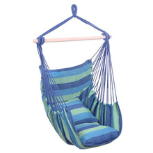 (Ship From US) Garden Hang Chair Swinging Indoor Outdoor Fur