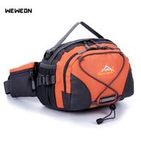 Men Women Running Hiking Sport Travel Waist Pack Small Camping Waist Bag for Climbing Light Running Accessories