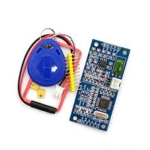 RFID 125KHz EM4100 kablosuz kart okuyucu modülü ATMEGA8 TTL/Wiegand 26/34 HZ 1050