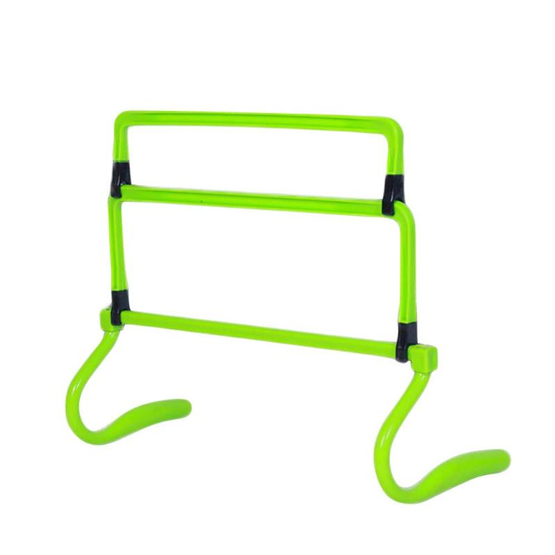 New Obstacle Collapsible Detachable Football Obstacle Frame Football Assembly Adjustment Height Obstacle Training Sensitive Sp