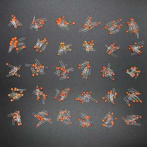 Capacitor Assorted-Kit Electronic-Components Samples Values--10pcs 300pcs/Lot Pack 2PF-0.1UF