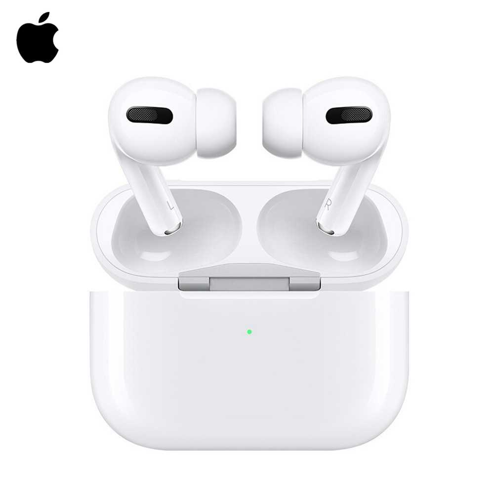 Apple AirPods Pro Bluetooth headset Original Air Pod pro mit wireless charging box Active noise reduction