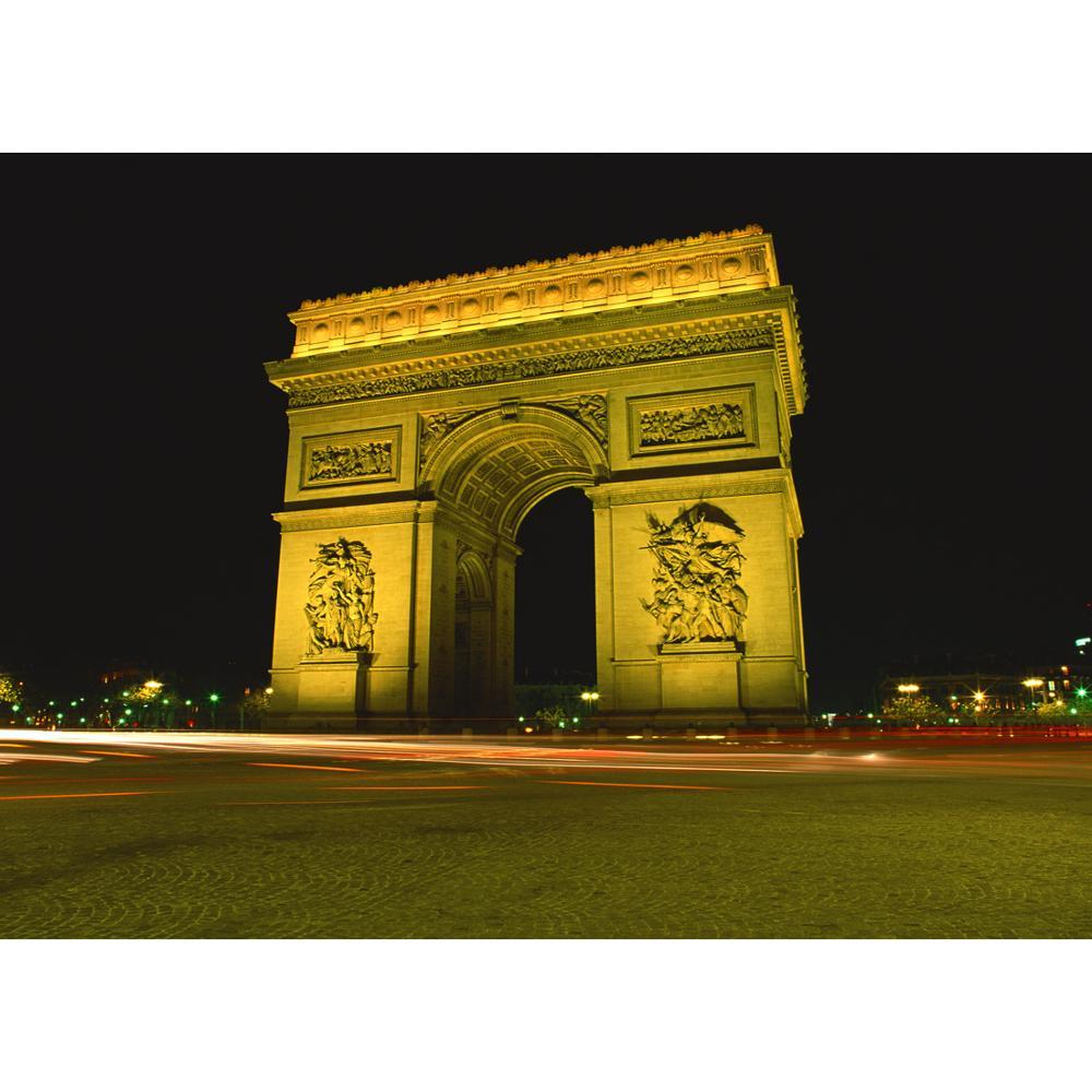 Купить виниловый фон для студийной фотосъемки с изображением замка