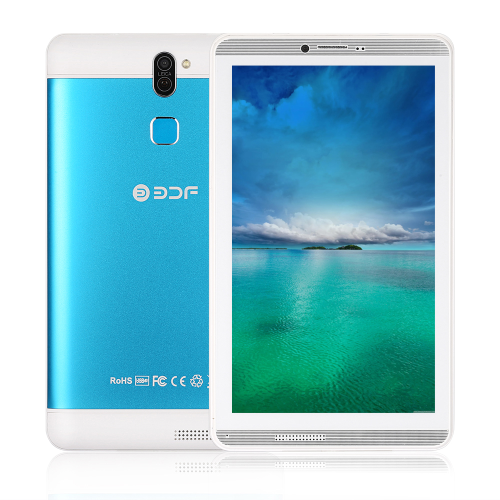 7.0 Inch Tablet PC Google Android6.0 Quad Core 3G Call 1GB/16GB ROM Dual SIM Card GPS Wi-Fi Bluetooth Study Tablet PC