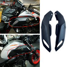 Fairing Mt-07-Accessories Motorcycle-Air-Vent-Panel Yamaha Mt07 Injection ABS for Trim