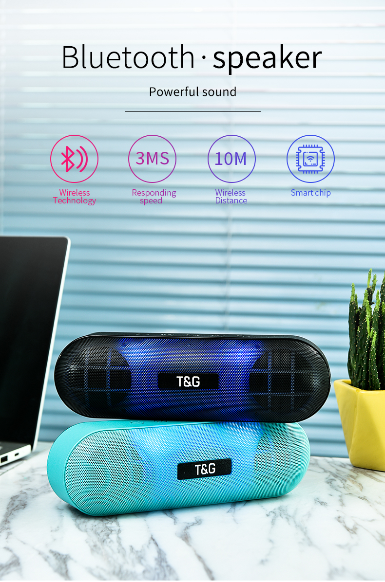 LED Metal Bluetooth Outdoor Speaker-Super Bass He794a92346904d37acc834a7b538c1574 speaker