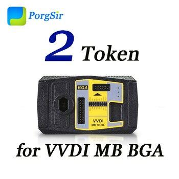 2 muestra para Xhorse VVDI MB BGA