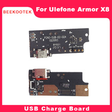 BEEKOOTEK New Original Small PCB USB Charge Board Dock Plug Repair Accessories Parts Replacement For Ulefone Armor X8 Phone
