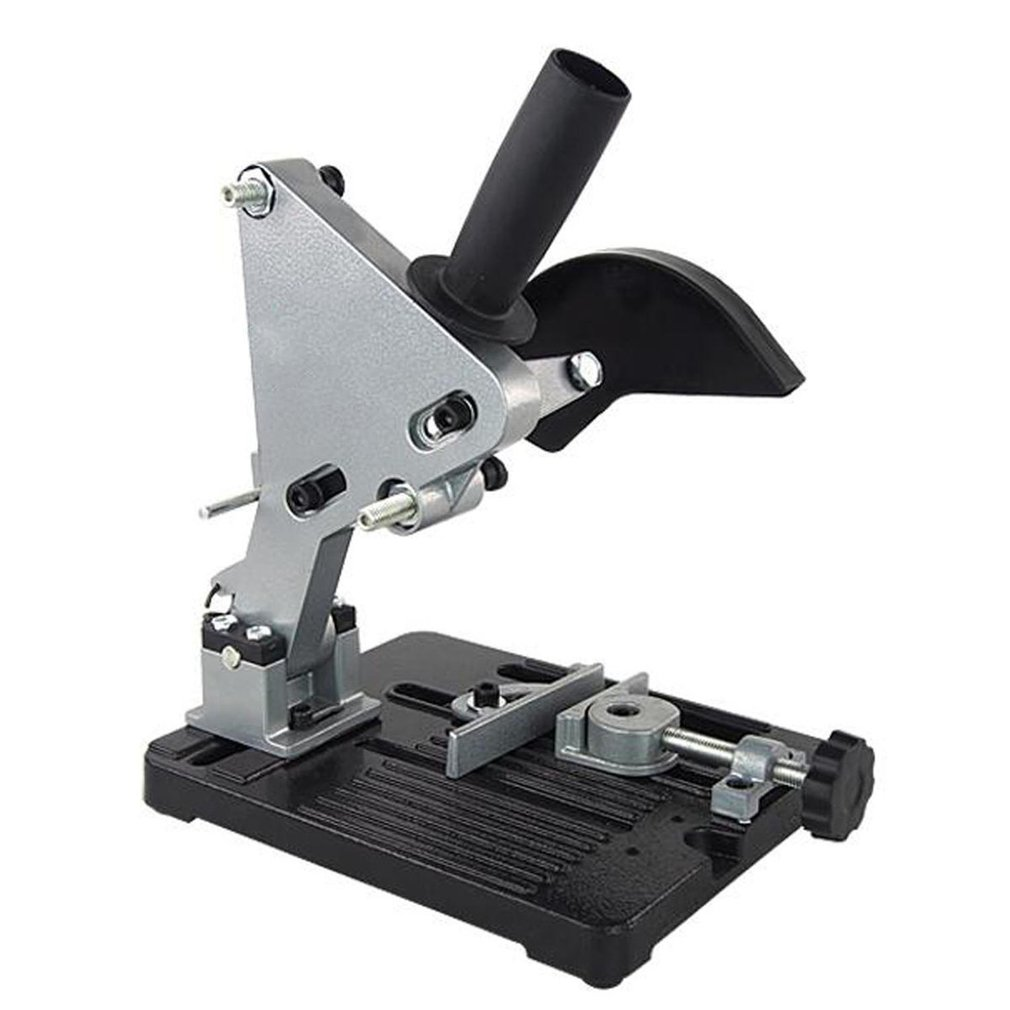 Angle Grinder Stand With Dimaeter 100-125mm Universal Bracket For Small Grinders Cutting Machine Accessories Tools