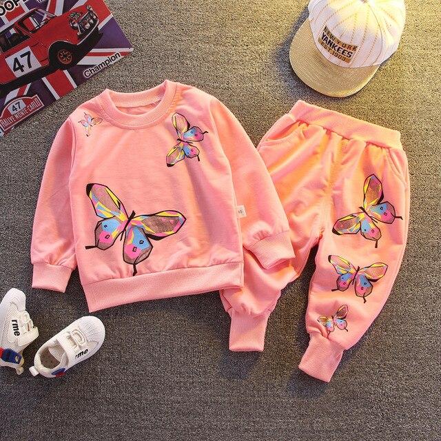 Фото демисезонная хлопковая одежда для маленьких девочек детская цена