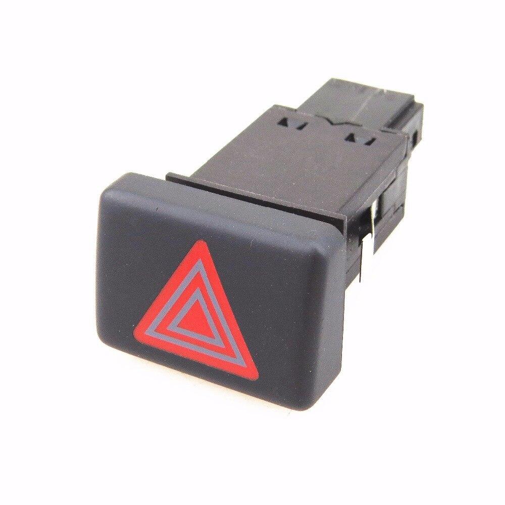Audi A4 B6 B7 Hazard Warning Lamp Switch Emergency Double Flash button