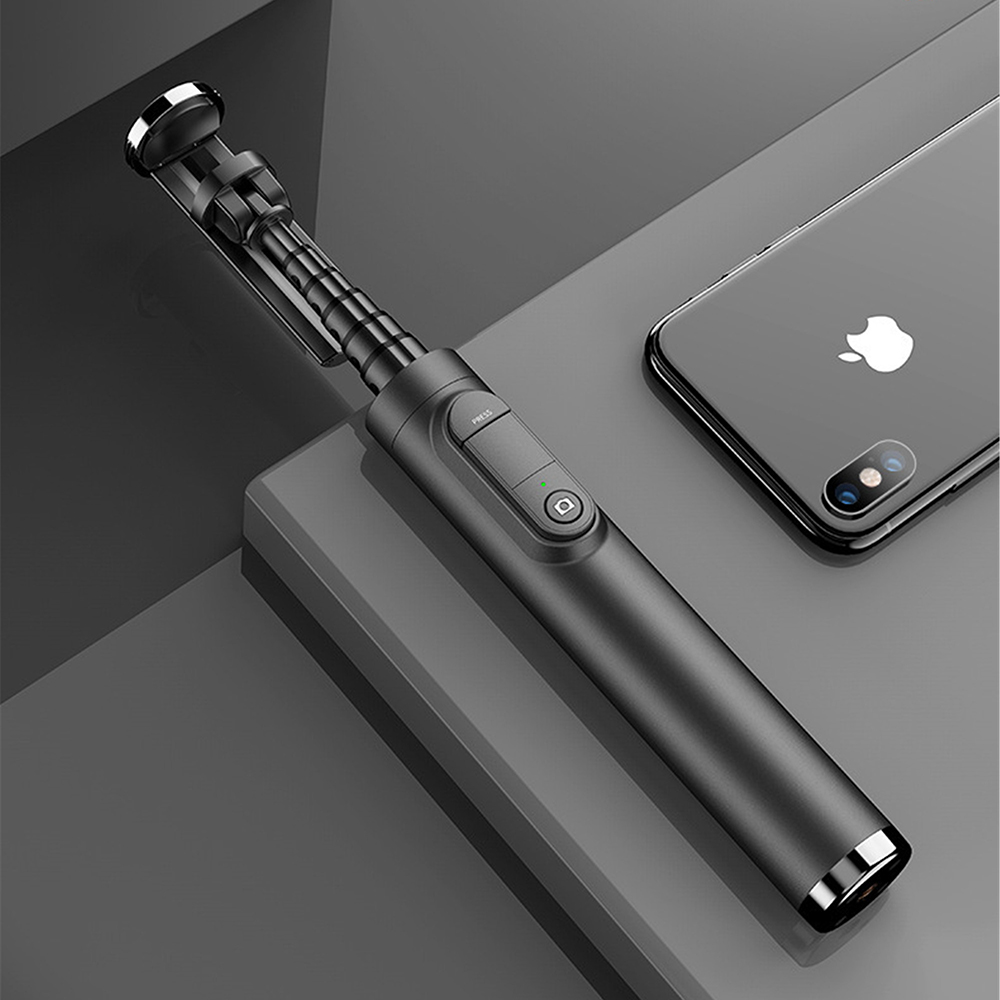 Selfie Stick Tripod Portable All-in-One Professional Alumium Alloy Lightweight Bluetooth Remote Selfie Stick For Smart Phone