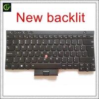 Backlit New Englisch Tastatur für Lenovo ThinkPad L530 T430 T430S X230 W530 T530 T530I T430I 04X1263 04W3048 04W3123 UNS-in Ersatz-Tastaturen aus Computer und Büro bei