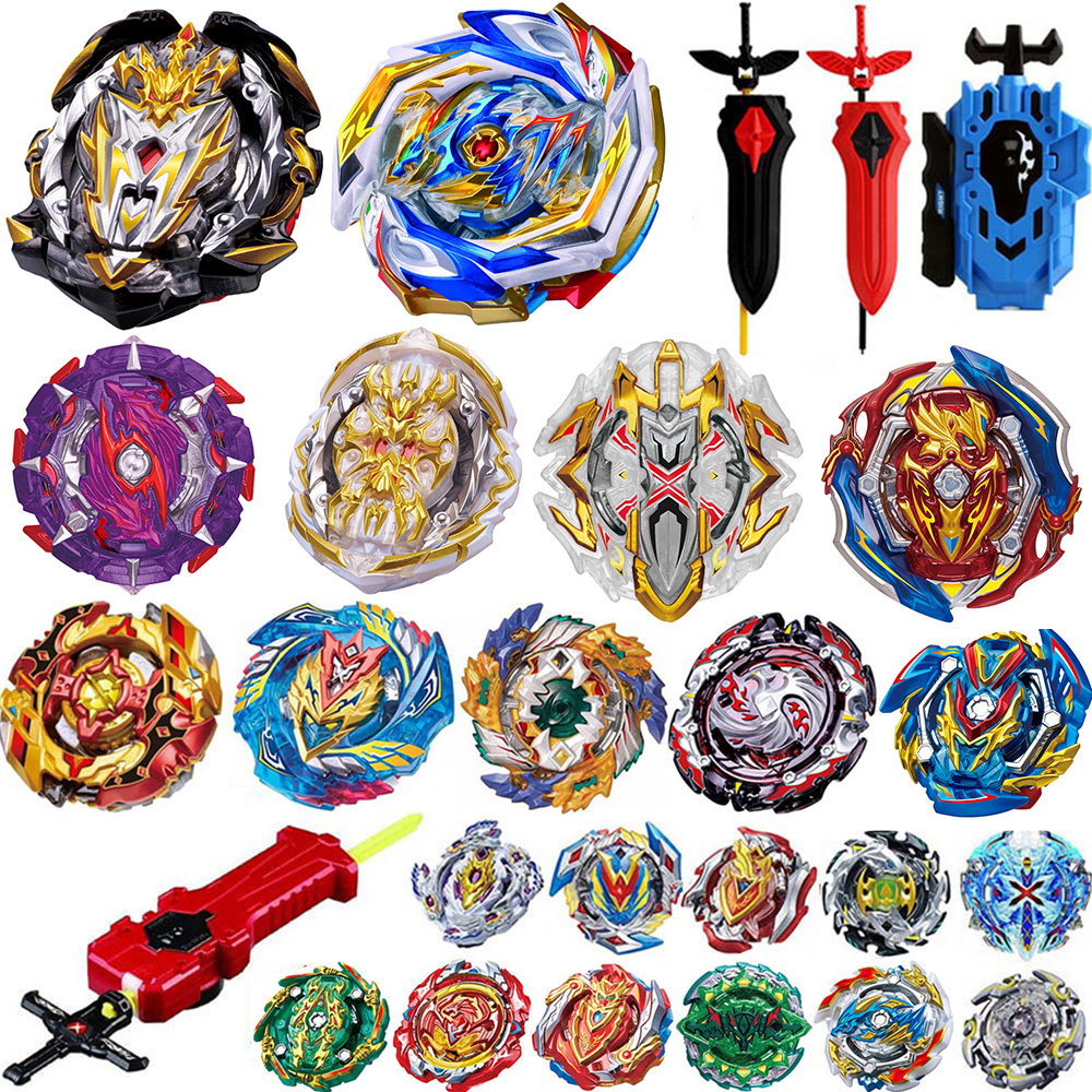 Beyblade Burst GT Toys B-153 Arena Metal Fafnir Spinning Top Bey Blade Blades Toy