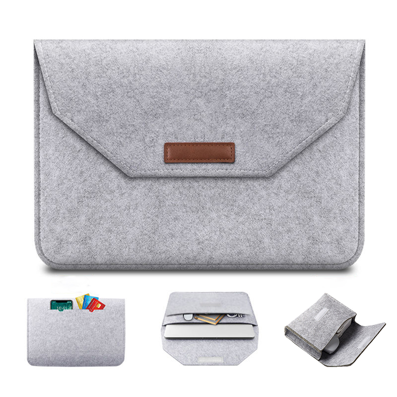 For Huawei Matebook D 16 13 14 15 15.6 inch 2020 matebook 14 X Pro case For HONOR magicbook X14 X15 Pro16.1 2021 Laptop Felt Bag