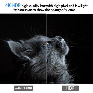 Image 5 - Android TV Box Android 10 4GB 32GB 64GB 4K H.265 lecteur multimédia 3D vidéo 2.4G 5GHz Wifi Bluetooth RK3318 Smart TV boîtier décodeur