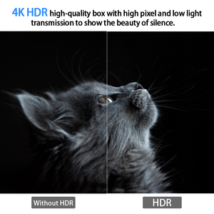 Image 5 - Reproductor multimedia 4K H.265 para TV, Android 10, 4GB, 32GB, 64GB, vídeo 3D, Wifi 2,4G, 5GHz, Bluetooth, dispositivo de TV inteligente