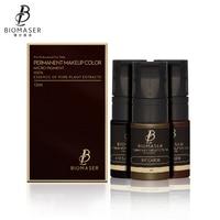 Biomaser Professional Permanent Makeup Pigment Tattoo Ink Microblading Pigment LastingLong Eyebrow/eyeliner/lip pigmento
