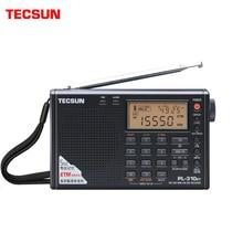 Tecsun PL 310ET راديو كامل النطاق شاشة LED رقمية راديو FM/AM/SW/LW مع إشارة قوة البث
