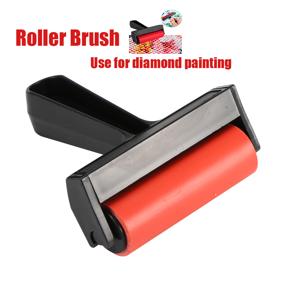 Roller-Brush Brushing-Craft Decorative-Accessories Drawing-Tools Diamond-Painting Art title=