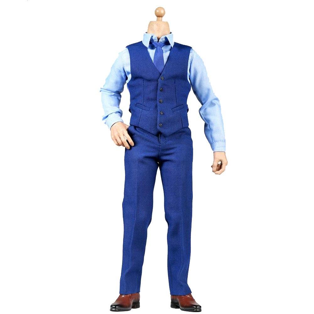 Em estoque 1/6 escala figura masculina acessório roupas terno conjunto batman ben affleck modelo de roupa para 12 polegadas figura ação corpo