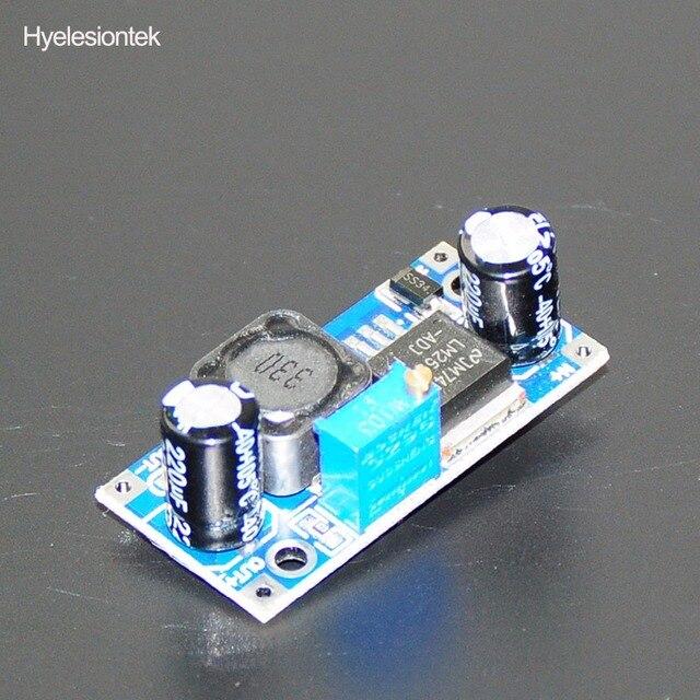 3A قابل للتعديل LM2596S تيار مستمر تيار مستمر تنحى باك وحدة امدادات الطاقة محول 3.2-40 فولت إلى 1.25-35 فولت محول LM2596 تيار مستمر الجهد المنظم