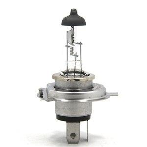 Image 5 - Carctr H7 ハロゲンランプH4 12v/24v 100 ワットH1 H3 ハロゲン電球遠近曇ライト超高輝度トラック車のヘッドライトフォグランプ 2 個