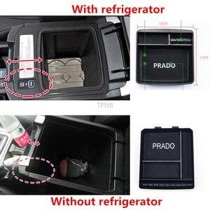 Image 5 - 車のアームレストボックス収納ボックスのためのトヨタランドクルーザープラド 120 150 FJ120 2003 2004 2005 2006 2007 2008 2009 スタイリングアクセサリー
