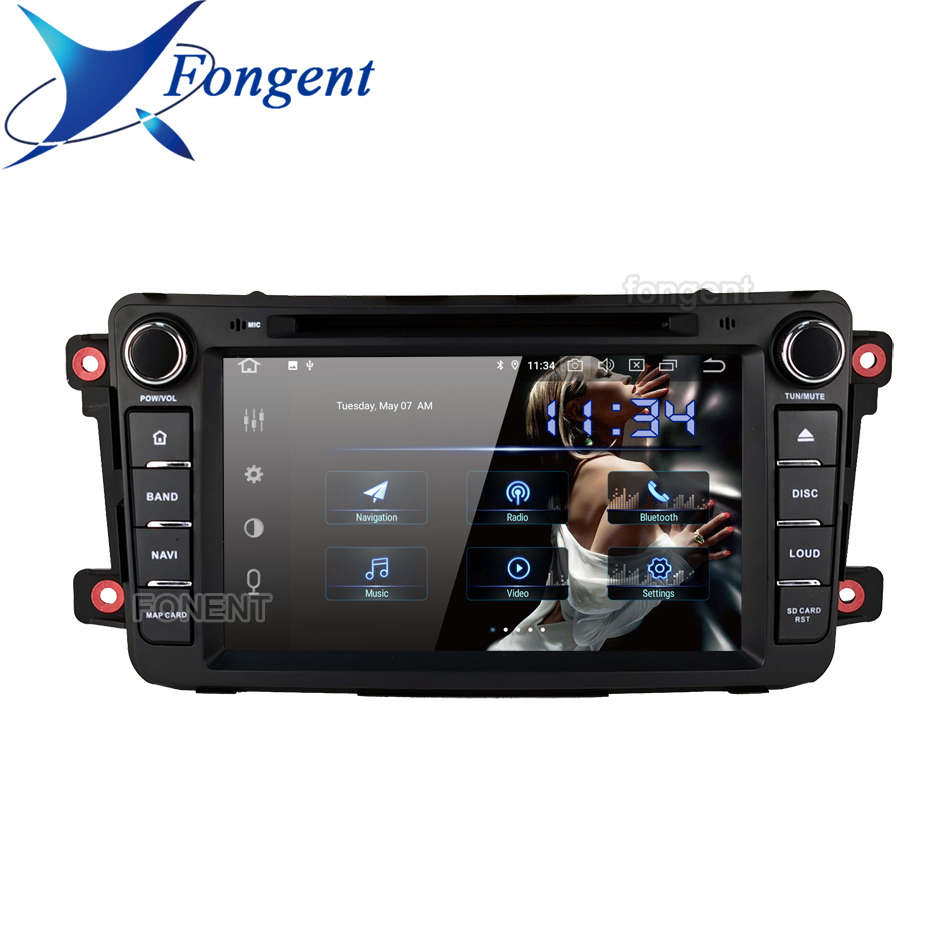 For <font><b>Mazda</b></font> <font><b>CX9</b></font> 2009 2010 2011 <font><b>2012</b></font> 2013 2014 2015 DSP PX6 IPS Android Carplay Car DVD Player GPS Map Radio Bluetooth 5.1 Stereo image