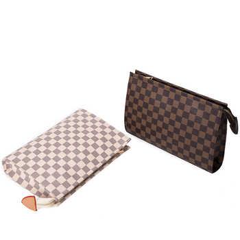 2020 new personality fashion envelope lady bag x, high volume clutch Leather Wallet plaid clutch Mens Money Bag purses