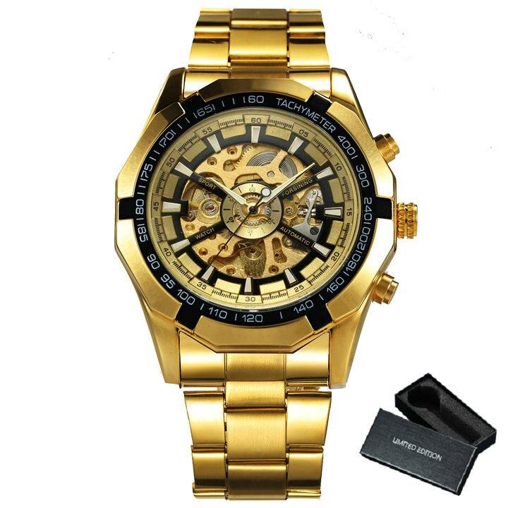 BO GOLD GOLD BLACK