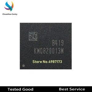 Image 1 - 1 Uds. KMQ820013M B419 BGA de segunda mano probado bueno en Stock KMQ820013M B419