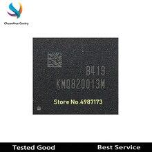 1 pcs KMQ820013M B419 BGA Second hand Tested Good In Stock KMQ820013M B419