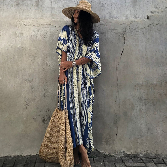 Summer Cover-Up with Belt
