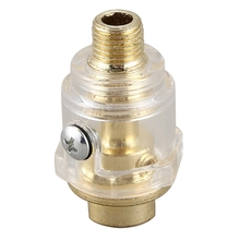 Compressed air oiler oil lubricator 6mm compressed mist 1/4