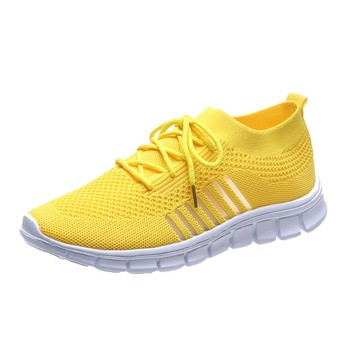 Fashion Women's Sneakers Mesh Casual Lace-up Sport Shoes Women Running Shoes For Men Lovers Breathable Shoes Sneakers 7