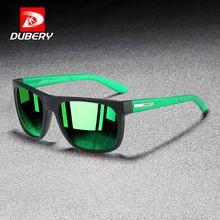 Поляризованные солнцезащитные очки dubery для мужчин овальные